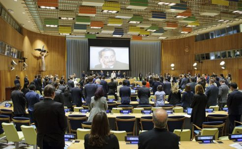 UN Assembly honours legacy of slain Italian judge, hears calls to bolster fight against organized crime
