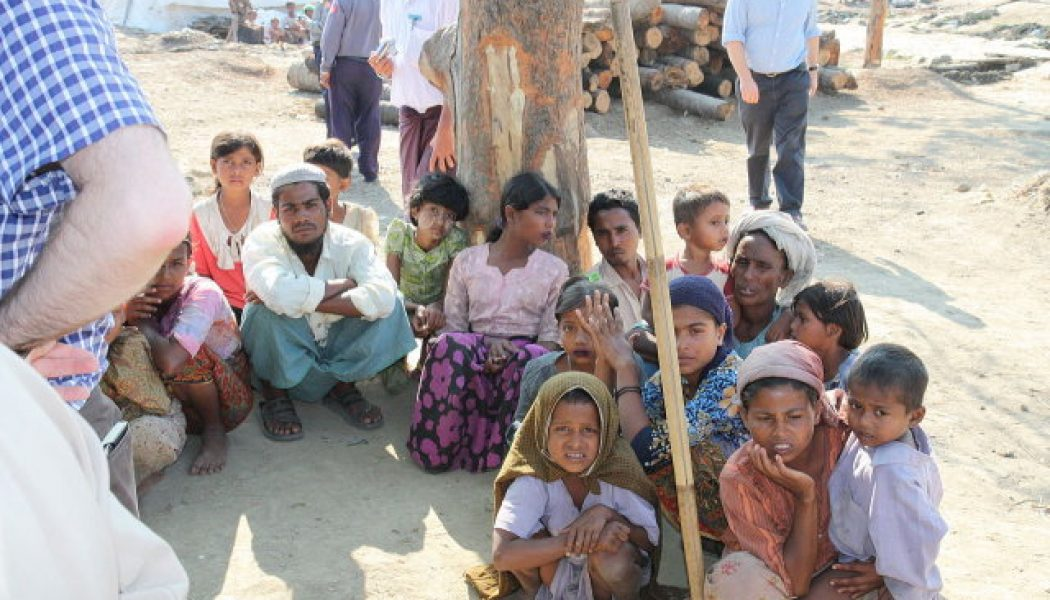 UN rights chief concerned over violence in northern Rakhine state