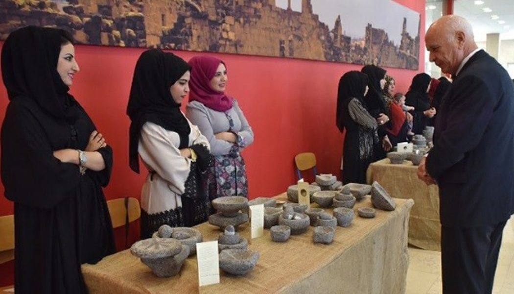Culture Provides Sustainable Livelihoods For Women In Northern Jordan
