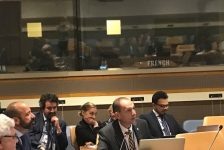 Strengthening Global Support For Decade Of Ocean Science At UN General Assembly