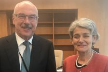 Director-General Meets Newly Appointed Under-Secretary-General Of The UN Counter-Terrorism Office