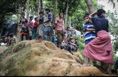 Amnesty accuses Myanmar security forces of crimes against humanity toward Rohingya Muslims