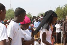 All Committed For Girls To Better Learn Math And Science In Niger