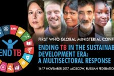 New Global Commitment To End Tuberculosis