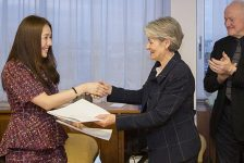 UNESCO And Sabrina Ho Sign Strategic Partnership To Support Youth Cultural Entrepreneurs