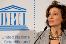 Declaration By UNESCO Director-General Audrey Azoulay On The Withdrawal Of Israel From The Organization