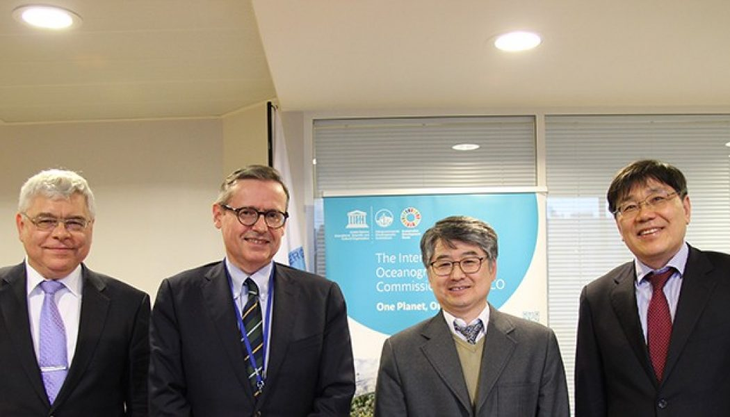 Republic Of Korea To Contribute Resources For UN Decade Of Ocean Science