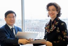 "Creation Of The ""UNESCO – POSCO 1 % Foundation"" Fund"