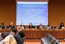 UNESCO Advocates For a Human Rights-based Approach On Big Data And Artificial Intelligence At The Internet Governance Forum 2017
