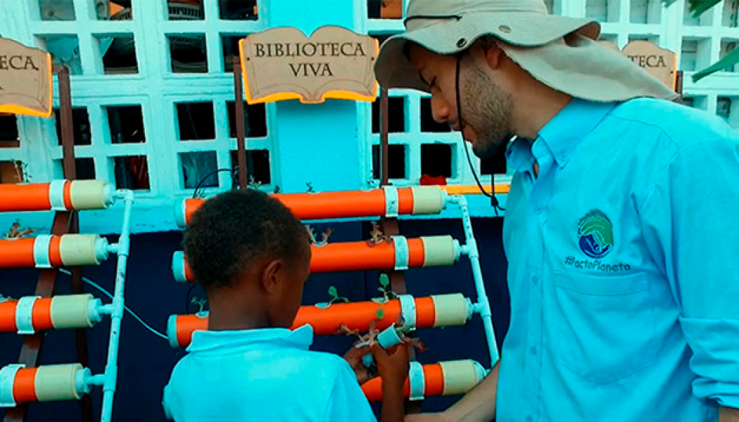 Life Made Simpler And Sustainable Among Vulnerable Communities In Colombia