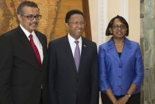 WHO Director-General: Invest In Health To End Plague In Madagascar