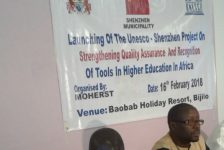 How To Insure Quality Assurance In Higher Education In The Gambia?